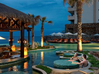 Dream Vacation at the 5-STAR Grand Solmar at Land's End Resort in Cabo San Lucas