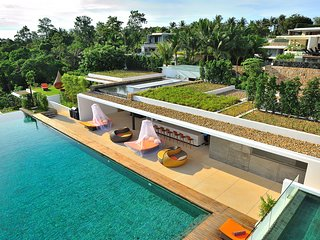 Samujana Villa 12 - 7 bedroom Villa with Gym,  Private Pool and Cinema
