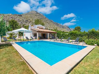 CAN COLL - Villa for 9 people in Port de Pollenca