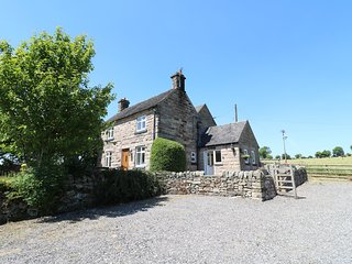 MARSH COTTAGE, open fires, off-road parking, in Stanton, near Ashbourne, Ref
