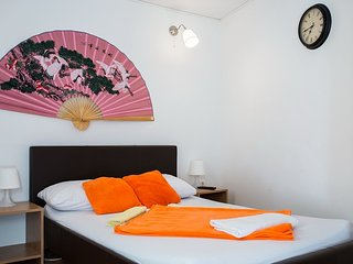 Double Room, Hotel & Hostel Zagreb - Bedroom 3