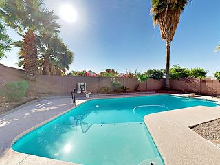 Remodeled 4BR Oasis w/ Heated Pool & Lush Backyard, Near Desert Ridge