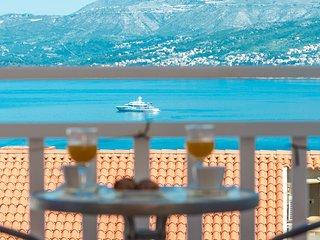 Sea view apartment in Cavtat