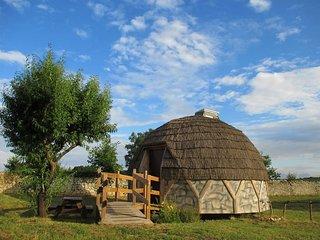 L'igloo en bois, une cabane insolite d'exception