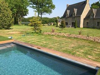 Manoir de Pléac : passez des vacances au cœur de la Bretagne Romantique.