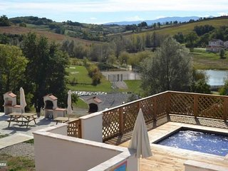4 bedroom Villa in Carla-Bayle, Occitania, France : ref 5644255