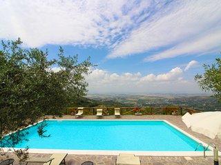 Torreone Villa Sleeps 10 with Pool - 5503509