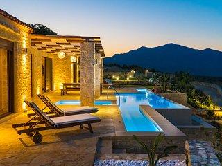 Villa Elena Near Falasarna Famous Beach, Chania Crete