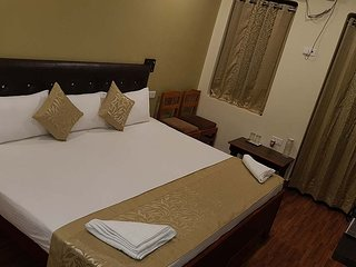 Deluxe Triple Room 1 - Varanasi Heritage Home Stay Guest House in Budget Rate