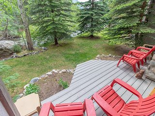 Cross Creek Streamside Condo 202 Frisco Colorado Vacation Rental
