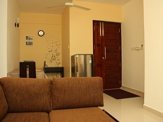Luxury apartment in wellawatte