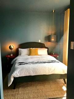 Super comfy bedroom