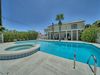NEW! 'Oasis' 3BR Panama City Beach House#2