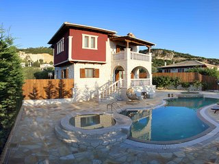 Fairytale Villa, a newly built private villa exceeding all expectations!