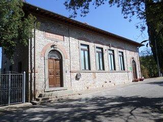 affittasi rustico nelle colline di Greve in Chianti