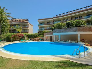 Spacious ground floor apartment in Riviera del Sol