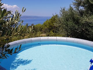 Holiday house BILI*** with pool