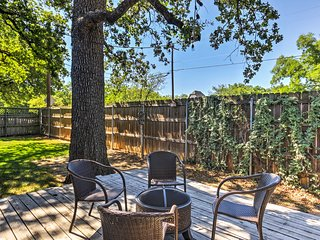NEW! Updated Fort Worth Home-Near Lake w/Boat Dock