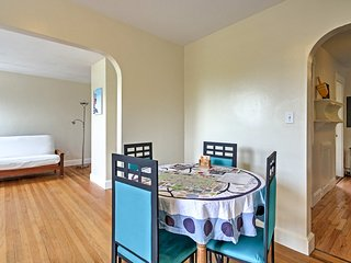 NEW! Cozy Westbrook Apt w/Fire Pit- Near Portland!