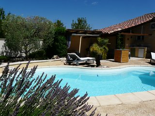 LS2-126 COUROUSET vacation rental with a beautiful private swimming pool