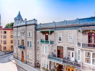 Luxe 2BDR in the heart of the Old Quebec - Old Port - Quebec City