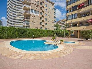 Apartamento Europa en Calp,Alicante para 6 huespedes