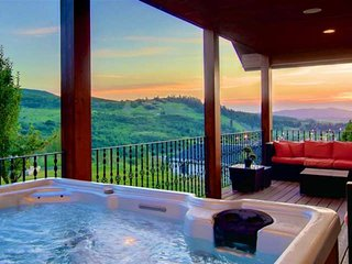 Private Entrance, Unforgettable Views, Private Hot Tub & Shuttle, Close to Mtn/T