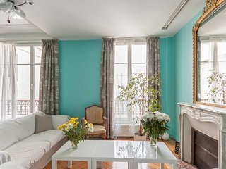Wonderful flat for 6p - Monceau