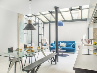 The Blue Loft near Montmartre