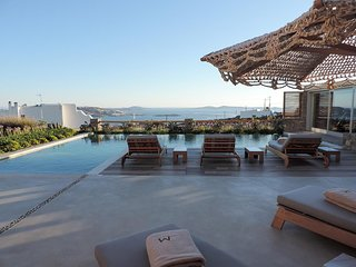 M Mykonos Villas | 5 Bedroom Villa with Private Pool ( M FOUR )