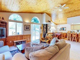 NEW LISTING! Cabin near ski slopes w/shared golf, tennis, pool, hot tub, sauna