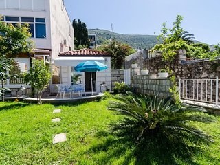 Cosy studio in Dubrovnik with Internet, Washing machine, Air conditioning, Terra
