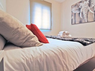 Apartment in the center of Málaga with Internet, Air conditioning, Lift, Balcony