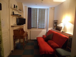 Studio apartment in Paris with Internet (372933)