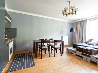 Spacious apartment in Vienna with Lift, Internet, Washing machine, Terrace