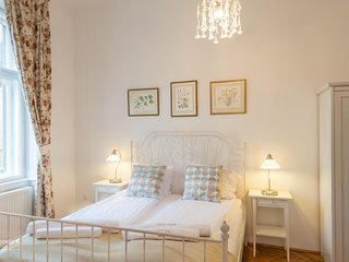 Spacious apartment in the center of Budapest with Internet, Washing machine, Air