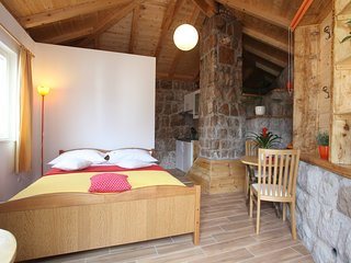 Cosy studio in Dubrovnik with Parking, Internet, Air conditioning, Terrace