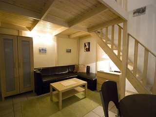 Studio apartment in the center of Budapest with Internet, Lift (390764)
