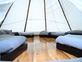 Halli Hithalu Homestay Tent 1