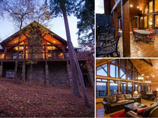 Eagles Point Cabin - Premiere Location, Unmatched Views, Distinct Luxury!