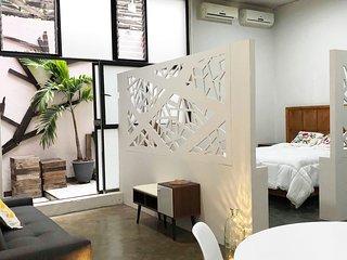 Healing House loft/ amplio y moderno loft
