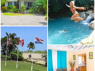 Ocho Rios Villa at The Palms - Richmond