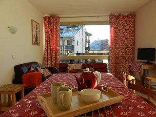 Appartement spacieux pour 4 à 9 personnes avec balcon