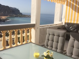 Lovely apartment with sea view in Gran Canaria