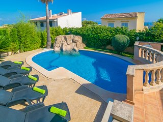 CASA LUNA - Villa for 8 people in Montferrutx (Arta)