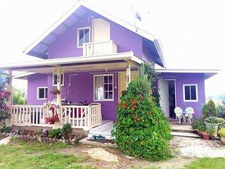 The Purple Cottage Homestay Mesilau Kundasang