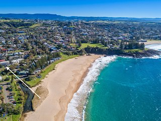 KENDALLS BEACH GETAWAY, Kiama -  4pm check out Sundays!