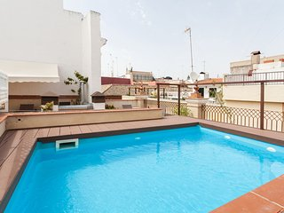 Green-Apartments Plaza Nueva: Apartamento Superior con Balcon 2