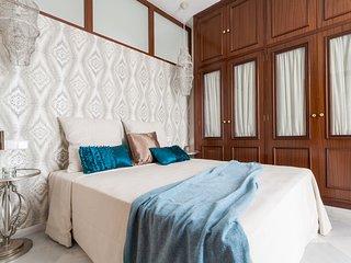 Green Apartments Sierpes: Apartamento Deluxe con Balcon