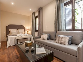 Green-Apartments Catedral: Studio Apartment